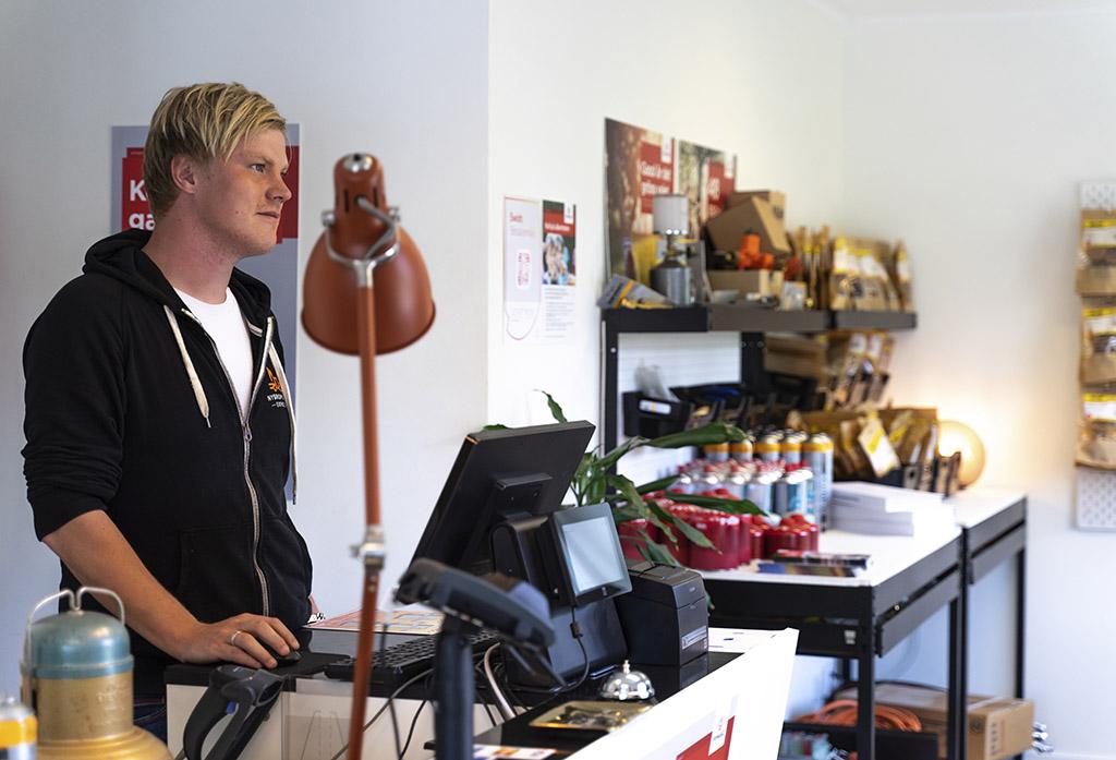 Gårdsbutik Nybroplansexpress