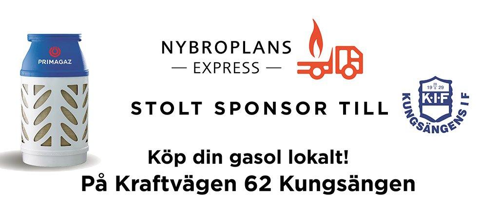 Stolt sponsor KIF