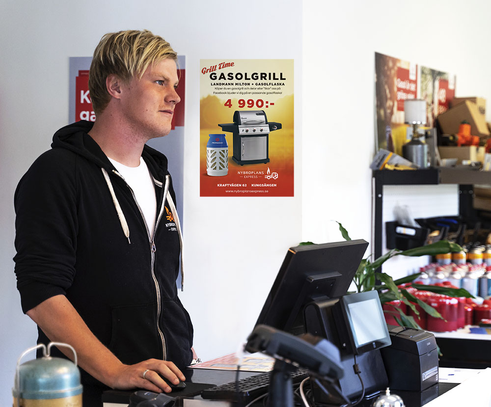 Gårdsbutik Gasol