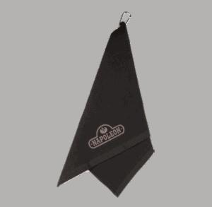 Handduk med karbinhake